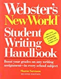 Sharon Sorenson: Webster's New World Student Writing Handbook