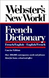 Atkins, Beryl T.: Webster&#39;s New World French Dictionary/French/English-English/French