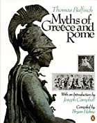 Myths of Greece and Rome by Thomas Bulfinch