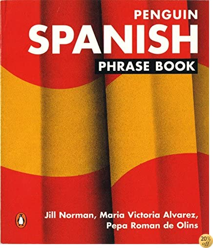 TPenguin Spanish Phrase Book (New Edition) (Spanish Edition)