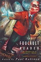 The Foucault Reader: An Introduction to…