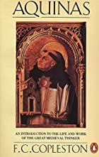 Aquinas by F. C. Copleston