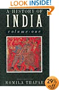 A History of India: Volume 1 (Penguin History S)