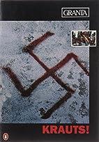 Granta 42: Krauts! by Bill Buford (ed.)