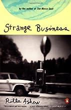 Strange Business by Rilla Askew