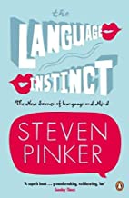 The language instinct the new science of…