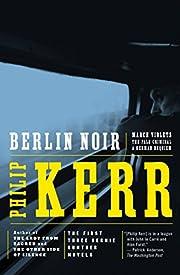 Berlin Noir ('March Violets',…