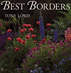 Best Borders by Tony Lord