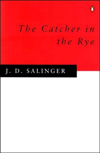 Cover of The Catcher in the Rye by J. D. Salinger