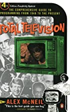 Total Television: A Comprehensive Guide to…