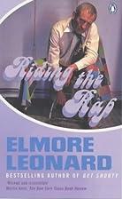 Riding the Rap by Elmore Leonard