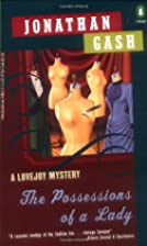 The Possessions of a Lady by Jonathan Gash