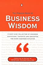 The Penguin Book of Business Wisdom by…