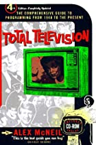 Total Television Book and CD-ROM by Alex…