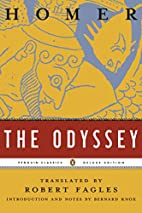 The Odyssey by Robert Fagles