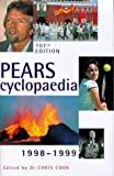 Cook: Pears Cyclopaedia