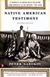 Nabokov, Peter: Native American Testimony