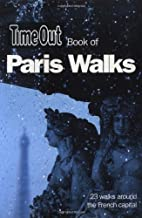 Time Out Book of Paris Walks by Andrew White