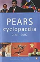 Pears Cyclopaedia 2001-2002 by Chris Cook