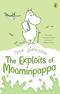 The Exploits of Moominpappa cover