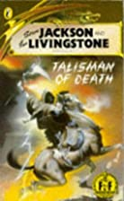 Talisman of Death by Jamie Thomson