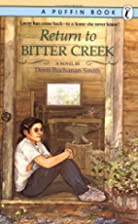 Return to Bitter Creek (Puffin Books) by…