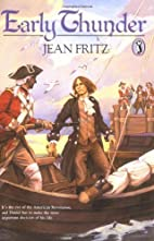Early Thunder by Jean Fritz