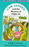 Adler, David A.: Cam Jansen and the Mystery of Flight 54 (Cam Jansen #12)