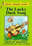 Waddell, Martin: Lucky Duck Song (Ready Steady Read)