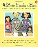 Goldin, Barbara Diamond: While the Candles Burn : Eight Stories of Hanukkah