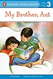 Byars, Betsy: My Brother, Ant