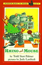 Rhino and Mouse by Todd Starr Palmer