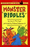 Phillips, Louis: Monster Riddles (Easy-to-Read, Puffin)