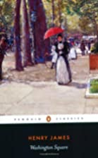 Washington Square by Henry James
