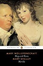 Mary/Maria/Matilda (Penguin Classics) by…
