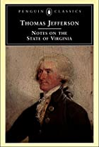 Notes on the State of Virginia by Thomas…