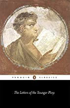 The Letters of the Younger Pliny (Penguin…