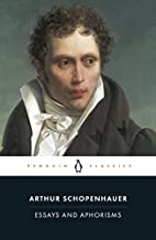 Essays and Aphorisms (Penguin Classics) by…