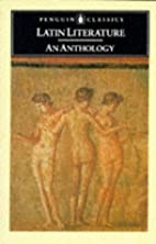 Latin Literature: An Anthology (Penguin…