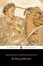 The History of Alexander by Quintus Curtius