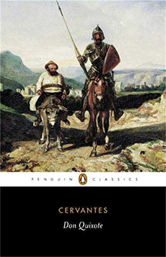 Cover of Don Quixote by Miguel De Cervantes Saavedra