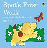 Hill, Eric: Spot's First Walk