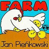 Jan Pienkowski: Farm: Nursery Book (Picture Puffin)