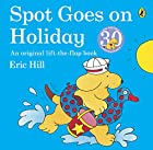 Spot Goes on Holiday (Picture Puffin) by…