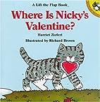 Where Is Nicky's Valentine?…