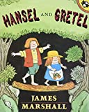 Marshall, James: Hansel and Gretel (Picture Puffins)
