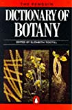 Toothill, Elizabeth: Penguin Dictionary of Botany 0001703885