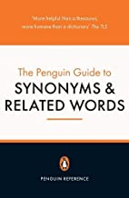 The Penguin Guide to Synonyms and Related…