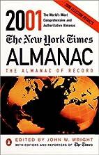 The New York Times Almanac 2001 by John W.…
