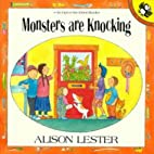 Monsters are Knocking: Lift-the-Flap by…